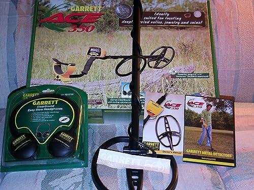Product Image 1: Garrett Ace 350 Metal Detector