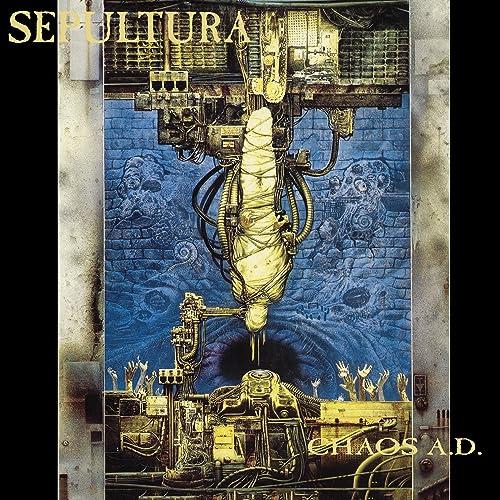 Chaos A.D. (Expanded Edition) [Explicit] de Sepultura sur Amazon ...