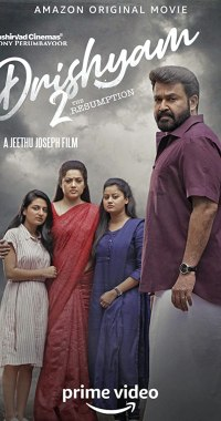 Drishyam 2 (2021) WEB-DL [Malayalam DD5.1] 1080p 720p & 480p [English-Subtitles] x264/HEVC HD | Full Movie