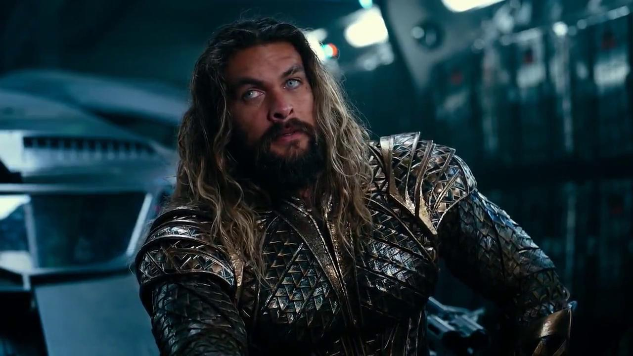 Jason Momoa / Justice League / Warner Bros. Pictures. © 2019. All rights reserved.