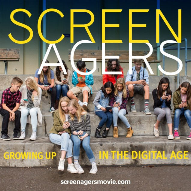 Image result for screenager