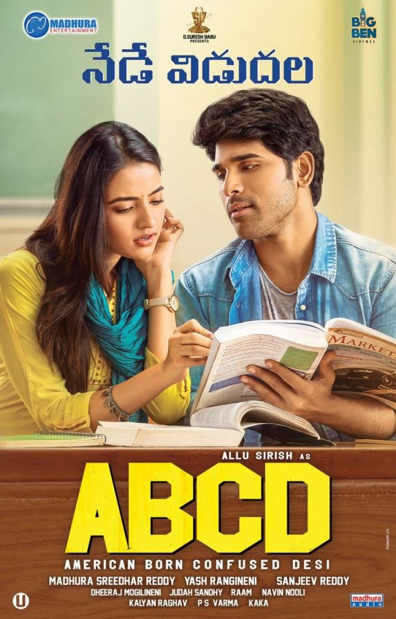 ABCD: American Born Confused Desi 2019 Hindi Dual Audio 720p | 480p UNCUT HDRip ESubs 800MB | 400MB Download