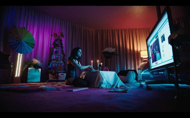 Madeline Brewer in Cam (2018)