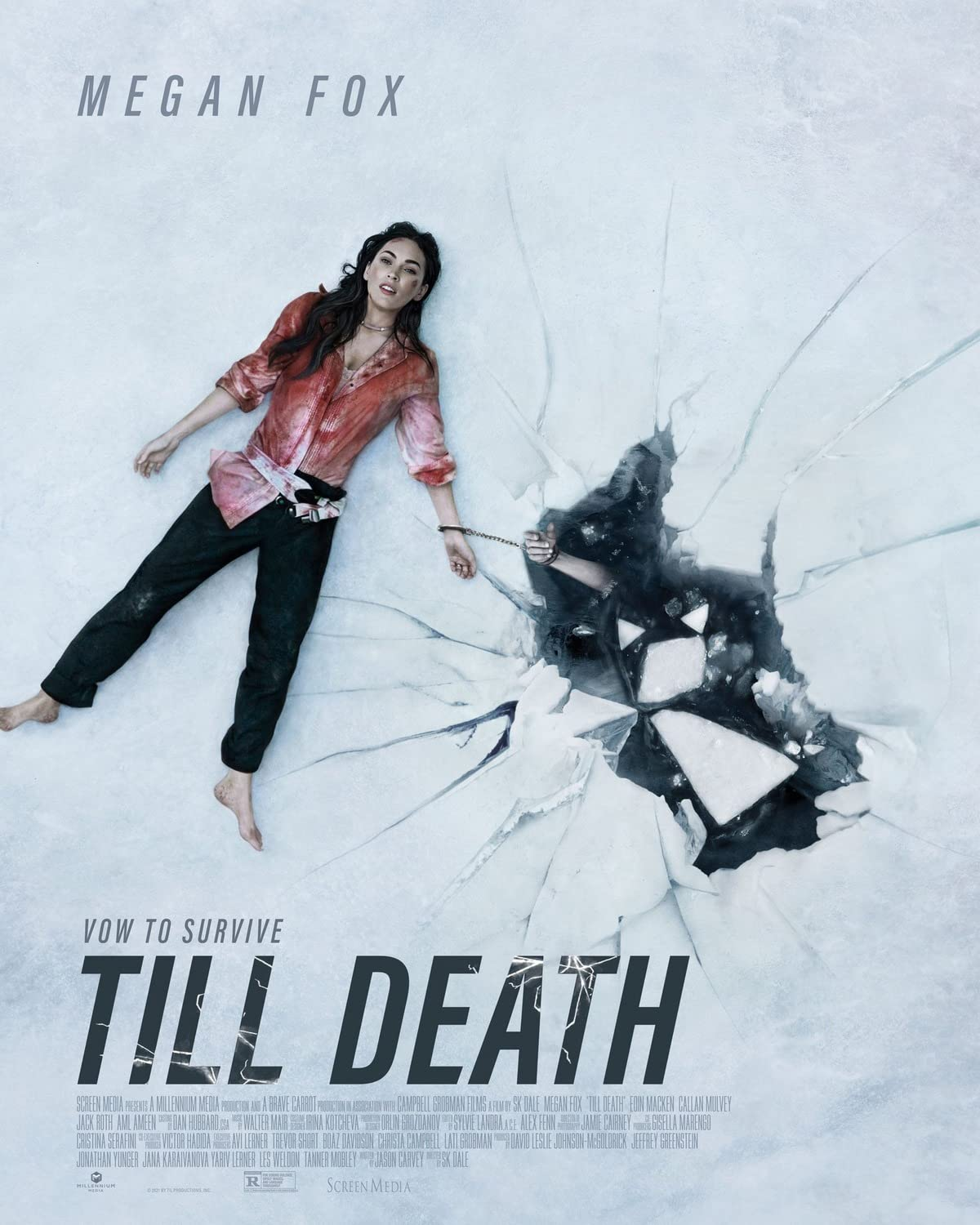 Till Death (2021) English 720p HEVC HDRip x265 AAC ESubs Full Hollywood Movie 500MB Download