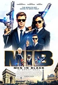 Men in Black (MIB) International 2019 Movie