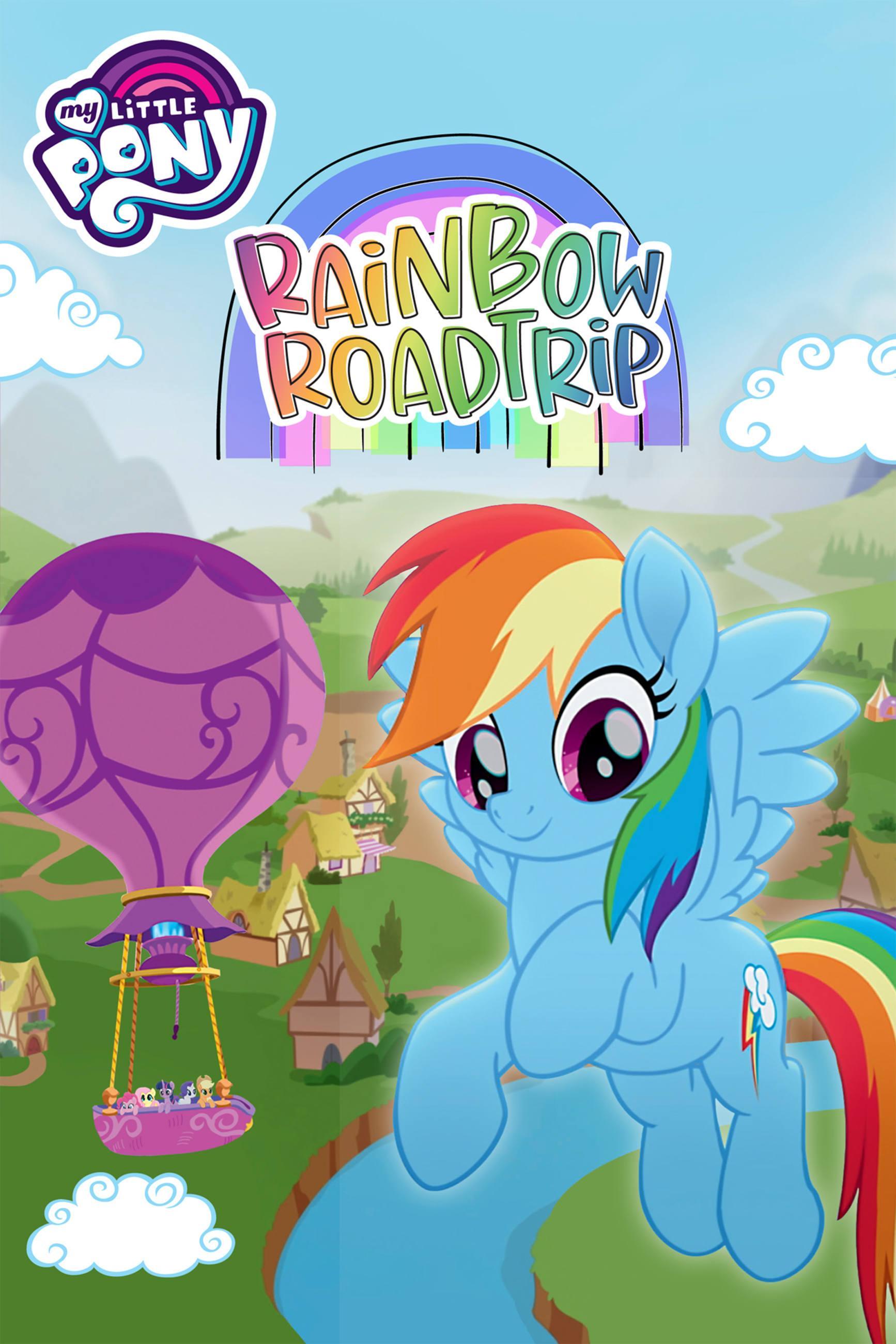 My Little Pony Rainbow Roadtrip Tv Movie 2019 Imdb