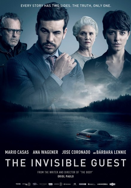 The Invisible Guest (2016) Hindi Dubbed 720p HDRip 900MB | 300MB Download