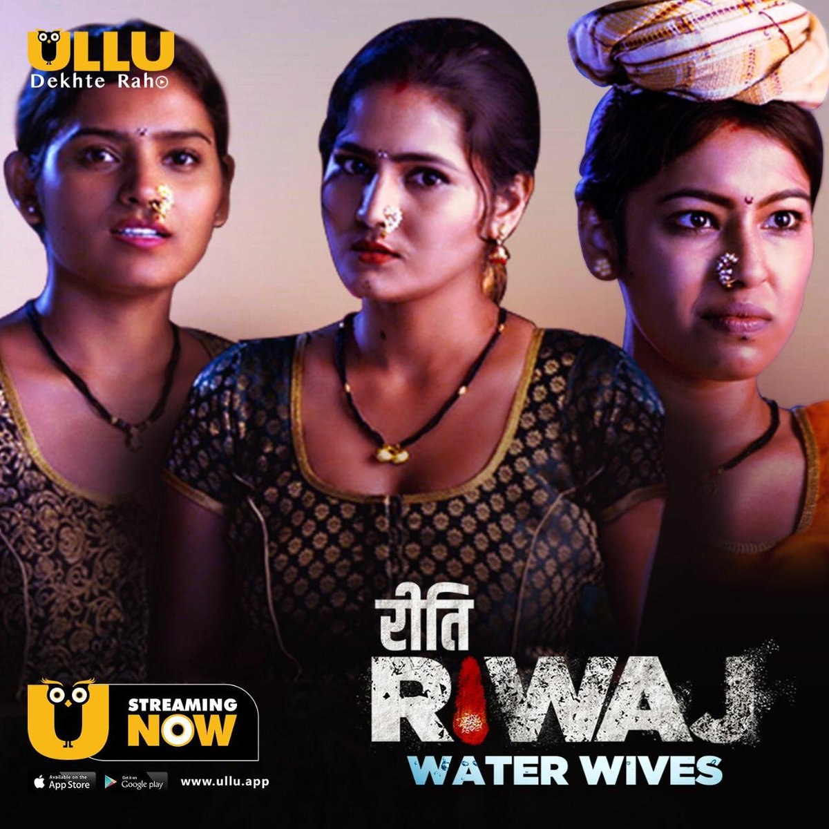 Riti Riwaj (Water Wives) 2020 S01 Hindi Ullu Complete Web Series 720p HDRip 400MB Download