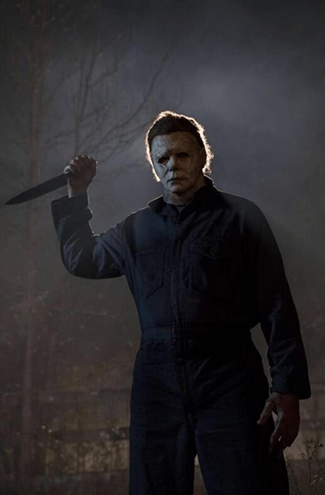 James Jude Courtney in Halloween (2018)