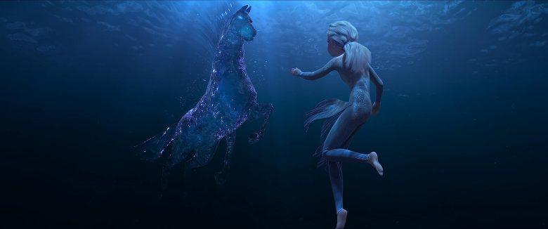 Idina Menzel in Frozen II (2019)
