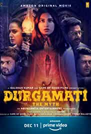 Download Durgamati: The Myth (2020) Hindi Full Movie 480p [500MB] | 720p