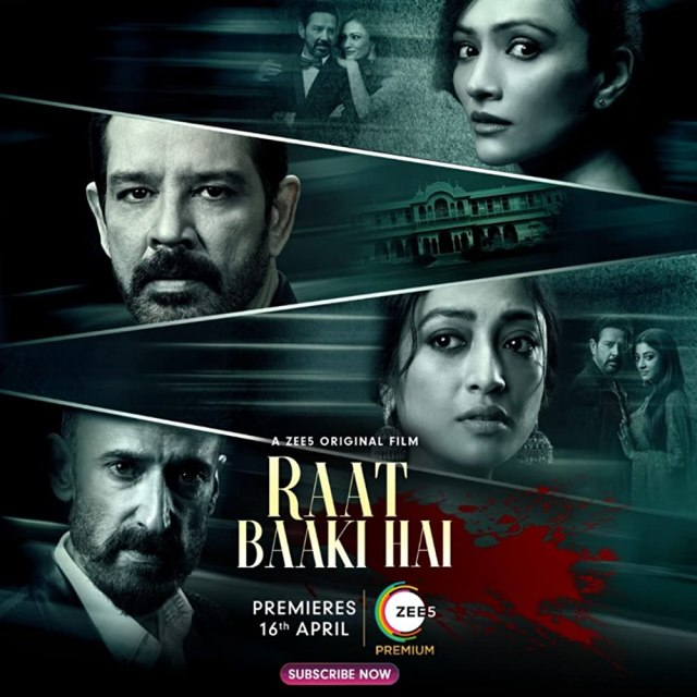 Raat Baaki Hai 2021 Hindi 720p | 480p ZEE5 HDRip ESubs 600MB | 300MB Download