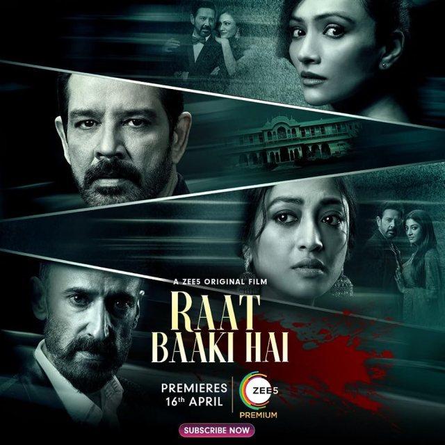 Raat Baaki Hai 2021 Hindi 720p | 480p ZEE5 HDRip ESubs 600MB | 300MB Download