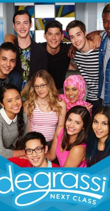 Degrassi: Next Class (TV Series 2016– ) - IMDb