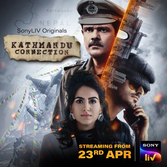Kathmandu Connection (TV Series 2021– ) - IMDb
