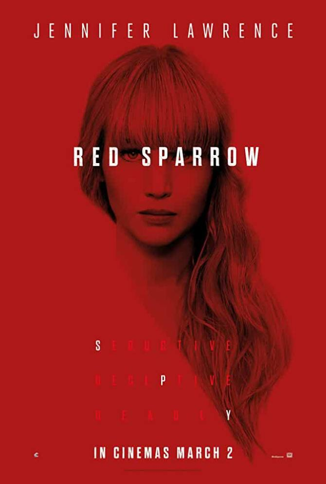 Red Sparrow 2018 BluRay 720p Dual Audio In Hindi English ESub on Movies365 Hollymovies4u.com