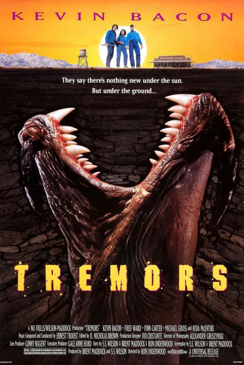 Download Tremors (1990) Dual Audio Hindi-English BRRip ESub 480p | 720p