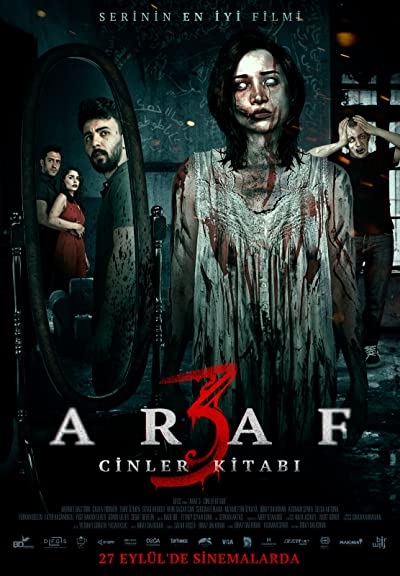 Araf 3: Cinler Kitabi (2019) Dual Audio [Hindi+Turkish] 720p WEB-DL x264 600MB Download