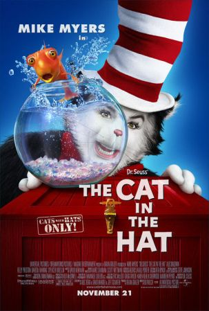 Image result for cat in the hat 2003