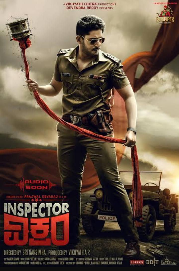 Inspector Vikram 2021 Hindi ORG Dual Audio 720p | 480p UNCUT HDRip ESubs 1.5GB | 400MB Download