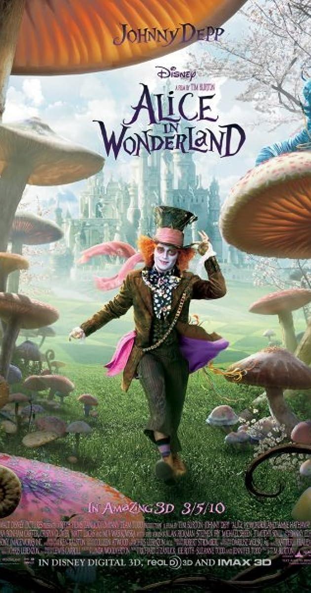 Alice In Wonderland 2010 Imdb