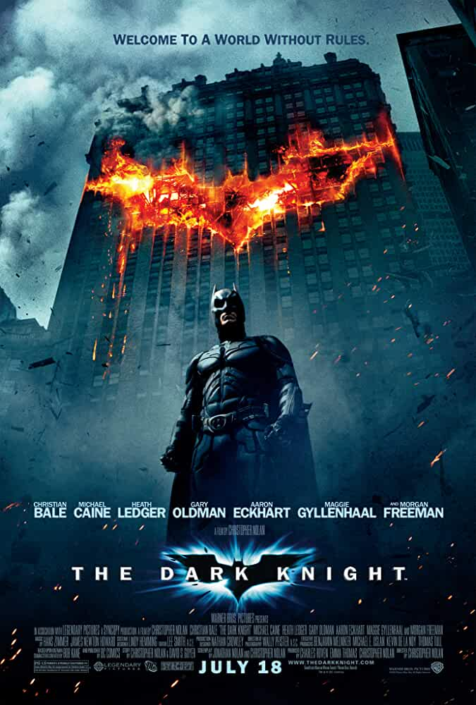 Download The Dark Knight (2008) Dual Audio Full Movie {Hindi-English} 480p [450MB] | 720p [1GB] | 1080p [3GB]