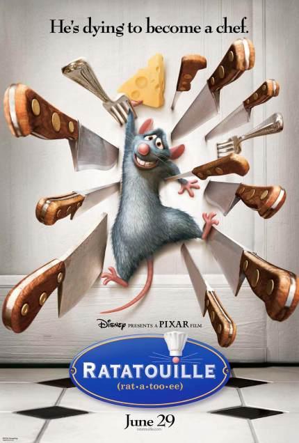 Ratatouille (2007) -