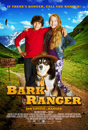 Bark Ranger 2015 Hindi Dual Audio 720p HDRip  800MB Download