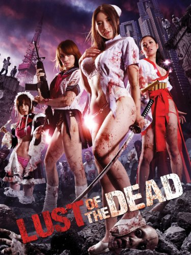18+ Rape Zombie Lust of the Dead (2020) Japanese 720p BluRay 900MB Download