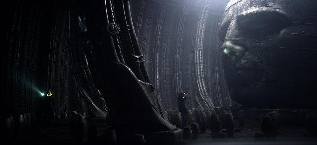Noomi Rapace in Prometheus (2012)