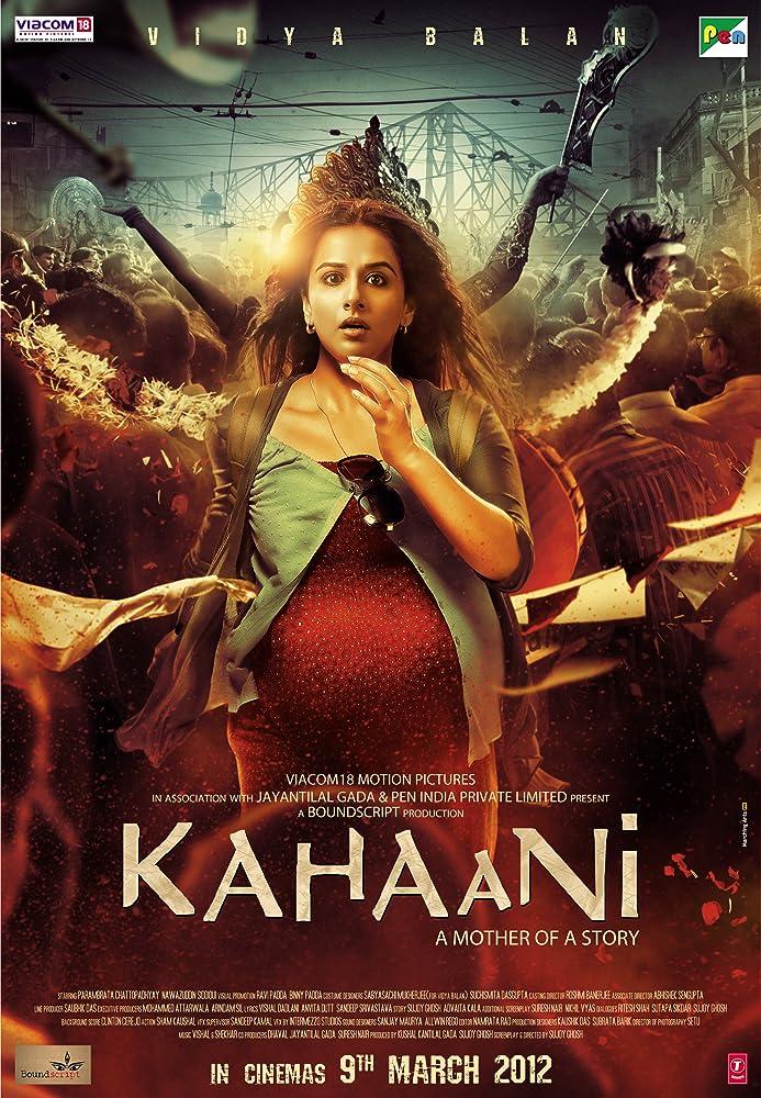 Kahaani 2012 Hindi Movie BluRay 300mb 480p 1GB 720p 4GB 10GB 12GB 1080p