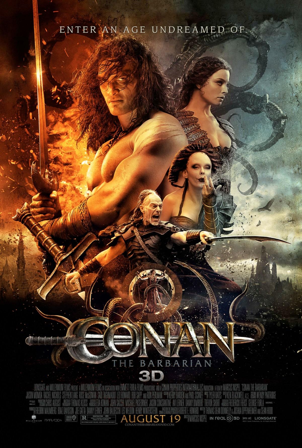 Conan the Barbarian (2011) - IMDb