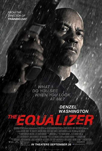 Denzel Washington in The Equalizer (2014)