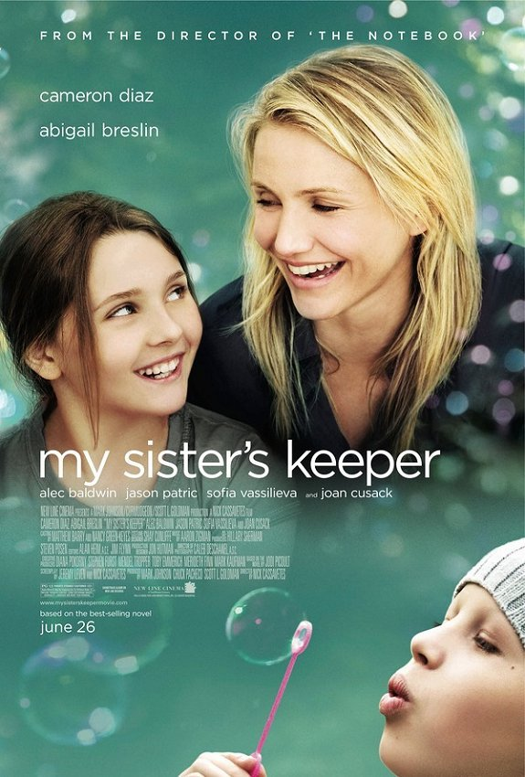 Cameron Diaz, Sofia Vassilieva, and Abigail Breslin in My Sister's Keeper (2009)