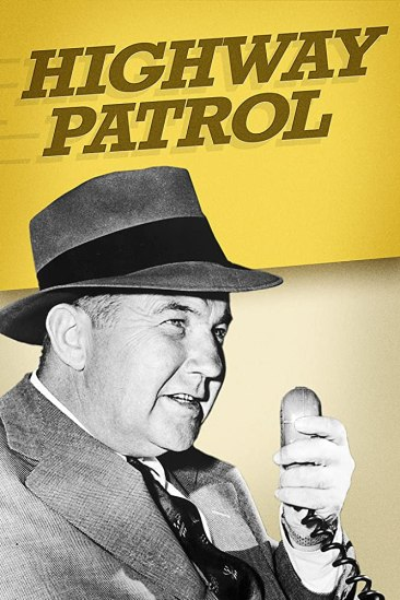 Broderick Crawford in Highway Patrol (1955)