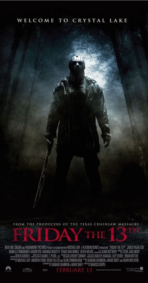Download Friday the 13th (2009) Dual Audio (Hindi-English) 480p | 720p