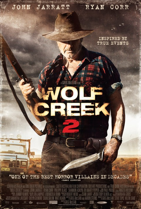 Download Wolf Creek 2 (2013) Dual Audio (Hindi-English) 480p | 720p