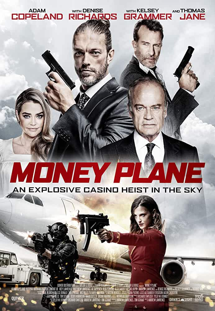 Download Money Plane (2020) Full Movie In Hindi-English (Dual Audio) Bluray 480p [300MB] | 720p [650MB]