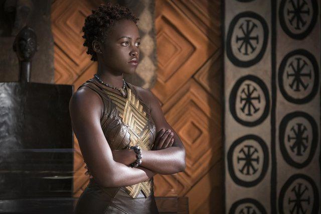Lupita Nyong'o in Black Panther (2018)