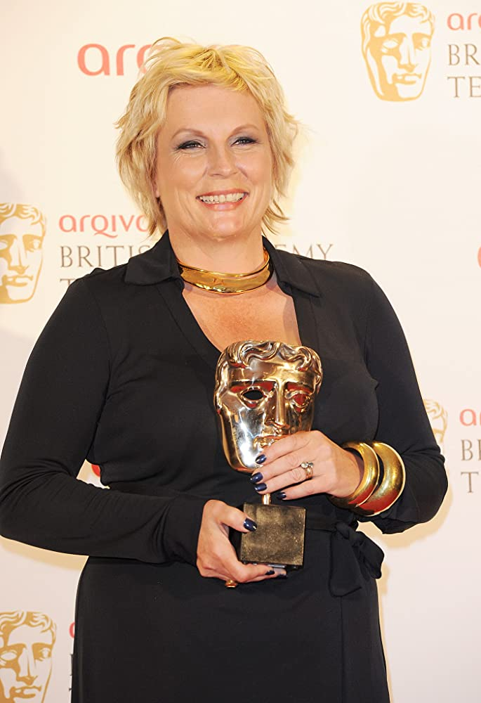 Jennifer Saunders at an event for Absolutely Fabulous (1992)