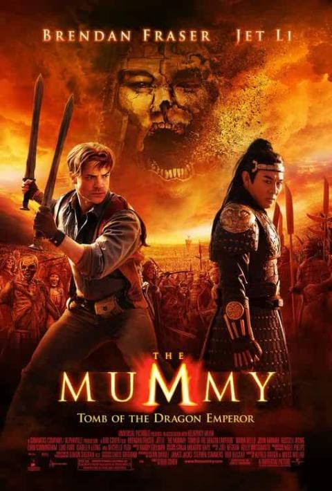 The Mummy Tomb of the Dragon Emperor (2008) Full Movie In Hindi-English-Tamil (Multi Audio) Bluray 480p | 720p | 1080p