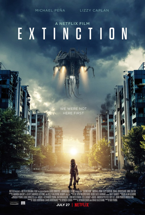Extinction (2018) - IMDb