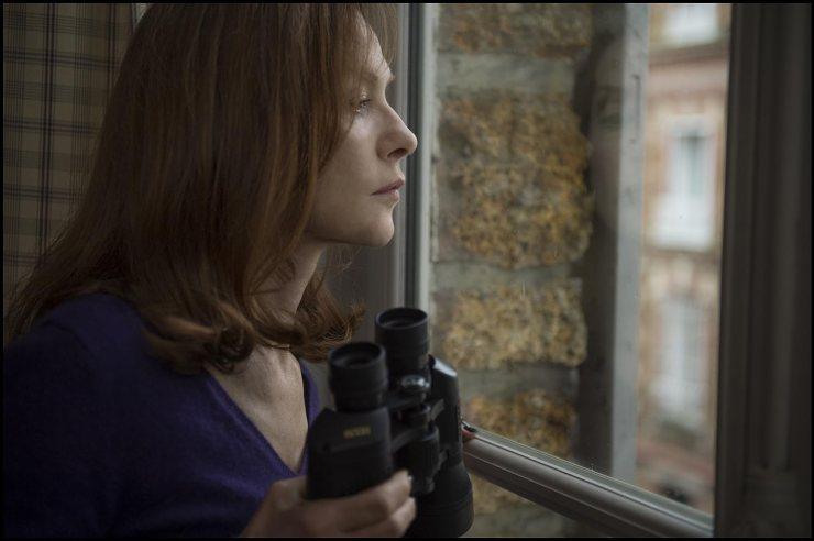Isabelle Huppert in Elle (2016)