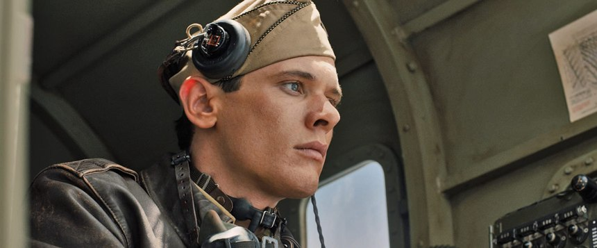 Jack O'Connell in Unbroken (2014)
