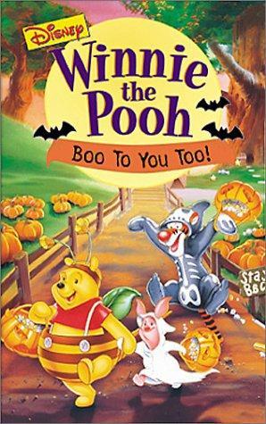 Boo To You Too Winnie The Pooh Tv Short 1996 Imdb