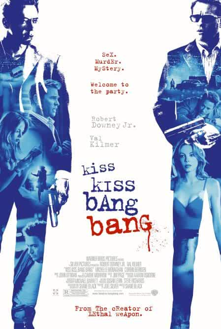 Kiss Kiss Bang Bang (2005) Dual Audio 720p BluRay Watch Online Free Download at Movies365 HollyMovies4u.com