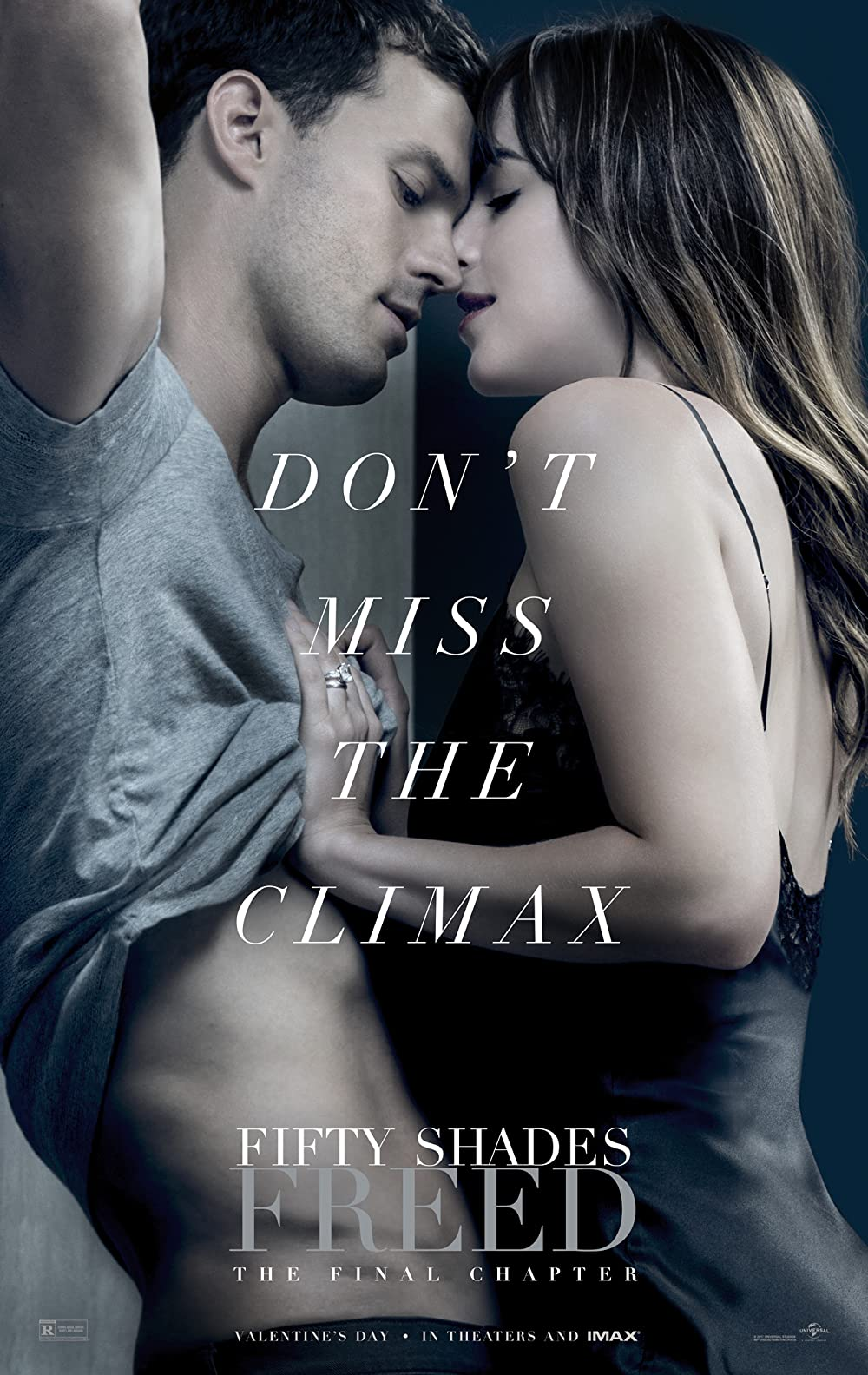 18+ Fifty Shades Freed 2018 Hindi Dual Audio 480p | 720p UNRATED BluRay 405MB | 800MB Download