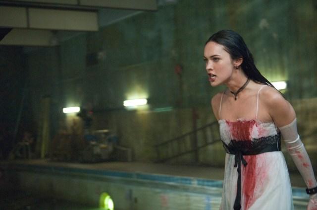 Jennifer's Body Megan Fox Worst Actress Wrong