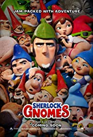 Download Sherlock Gnomes
