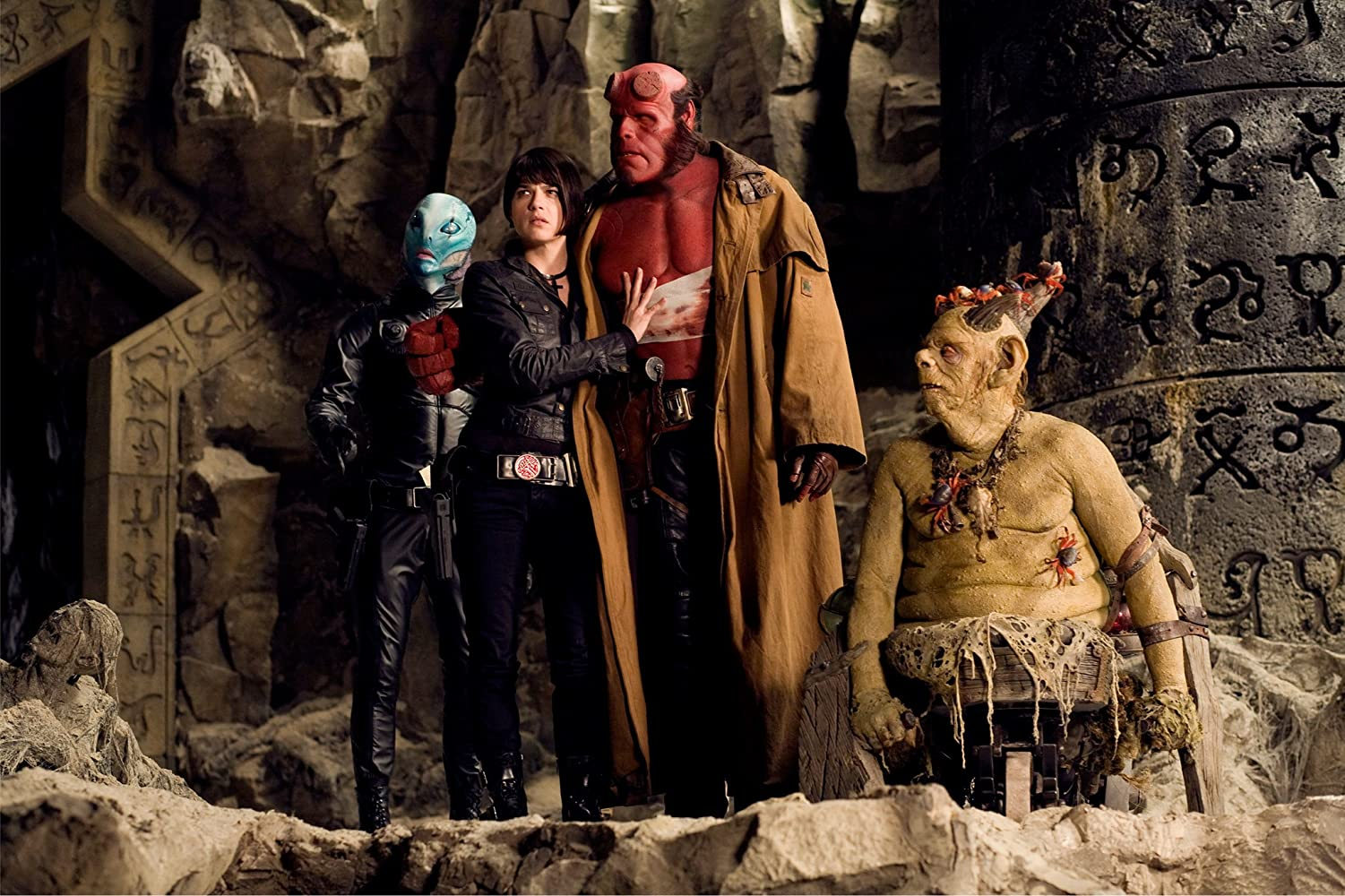 Hellboy II: The Golden Army / Universal Pictures. © 2019. All rights reserved.